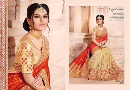 Designer Heavy Saree