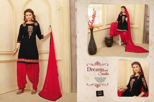 Exclusive patiyala suits