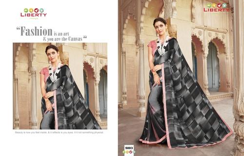 Fancy Latest Fashion Saree