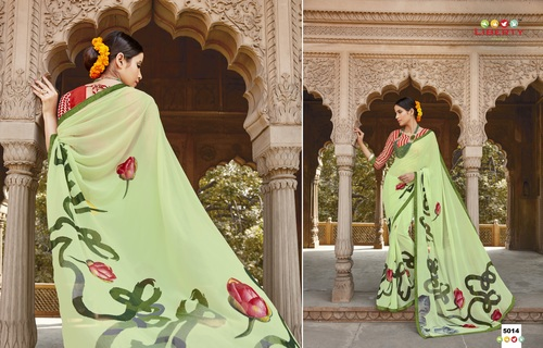 Ladies Daily Wear Saree