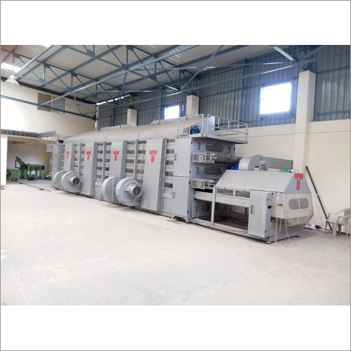 Corn Flakes Drying Plant