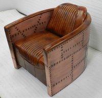 Aviator Copper Sofa Chair