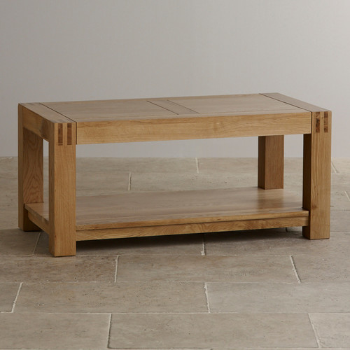 Acacia Wood Coffee Table