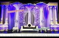 Asian Wedding Stage Decoration Tronto