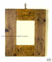 Solid Mirror Frame
