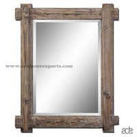 Cross Mirror Frame