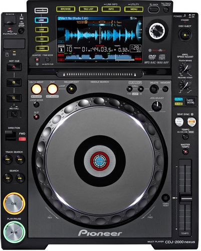 CDJ 2000 Professional Multi Player