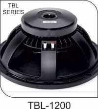 TBL 1200 QD Audio speaker