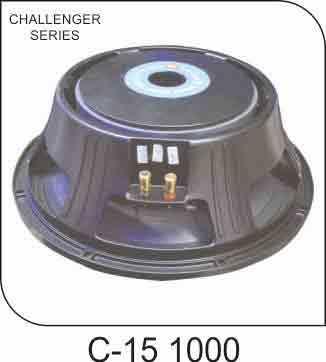 C-15-1000 QD AUDIO SPEAKER