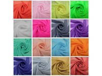 Multicolour Georgette Fabric