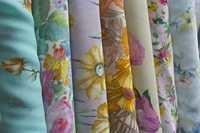 Georgette Silk Printed Fabrics
