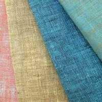 Multicolour Linen Fabrics