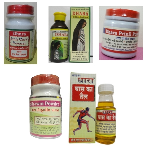 Contract Manufacturing Herbal Products