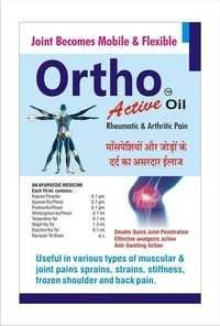 ORTHO Active Oil