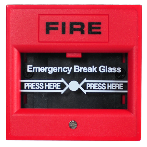 Fire Manual Alarm Call Point