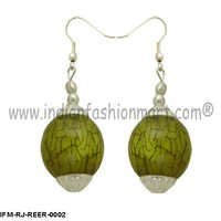 Oasis Suave  - Resin Earring