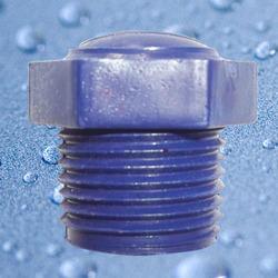 Heavy Blue Plug