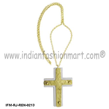 Spirit of Faith  - Resin Pendant