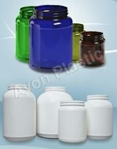 Nutritional Supplements Bottle