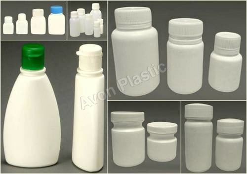 Plastic Pharmaceutical Containers