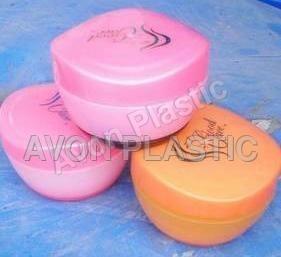 Plastic Cosmatic Jars