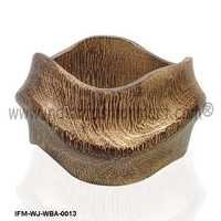 Curvy Queen  - Wooden Bangle