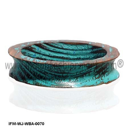 Tribal Wooden Bangle