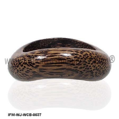 Wooden Carved Bangles