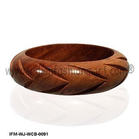 Wood Cutter's Basic - Wooden Bangle