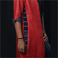 Linen Reversible Cardigan