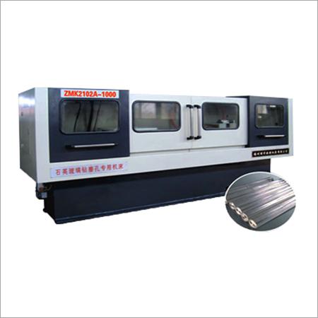 Special Precision Machine for Silica Glass