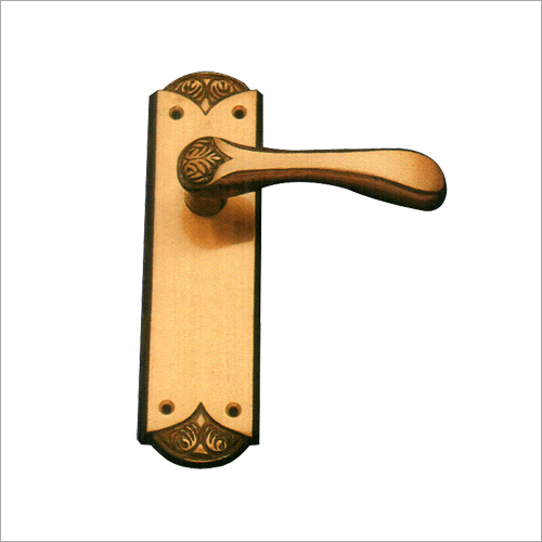 Decorative Brass Door Handle