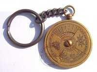 Key Chain 50 Year Calender