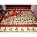 Designer Printed Bed Sheet