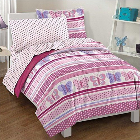 Soft Printed Bed Sheet