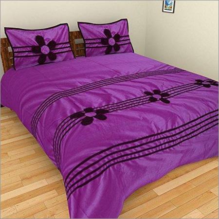 Velvet Double Bed Sheet