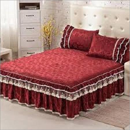 Velvet Bedspread