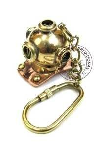 Key Chain Diving Helmet