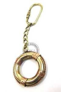 Key Chain Nautical Life Ring