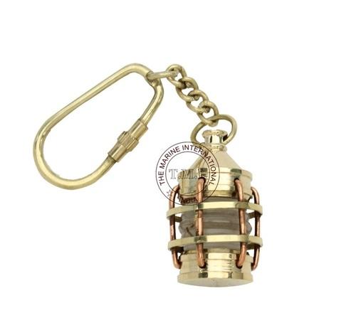 Key Chain Nautical Lantern