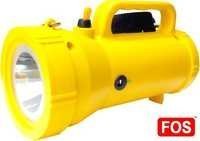 LED Torch Searchlight, 3W - Range of up to 600 metres