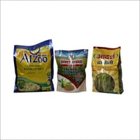 Seed Packaging Pouches