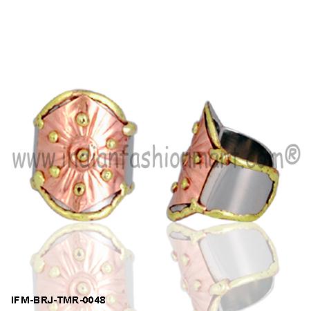 Classic Perinne - Tri-Metal Ring
