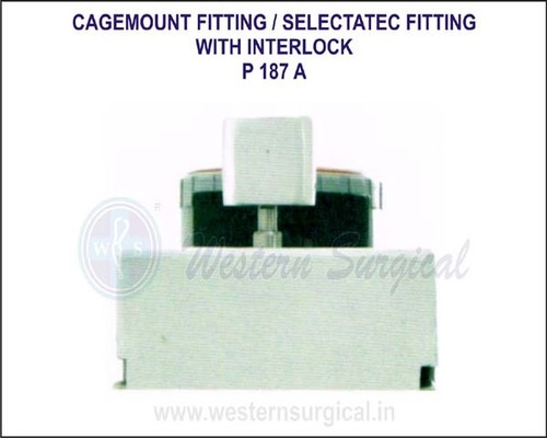 SELECTATEC FITTING WITH INTERLOCK