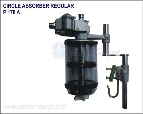 CIRCLE ABSORBER REGULAR