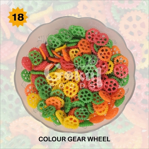 Colour Gear Wheel Fryums