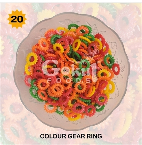 Colour Gear Ring Fryum