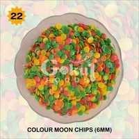 6mm Color Moon Chips Fryums