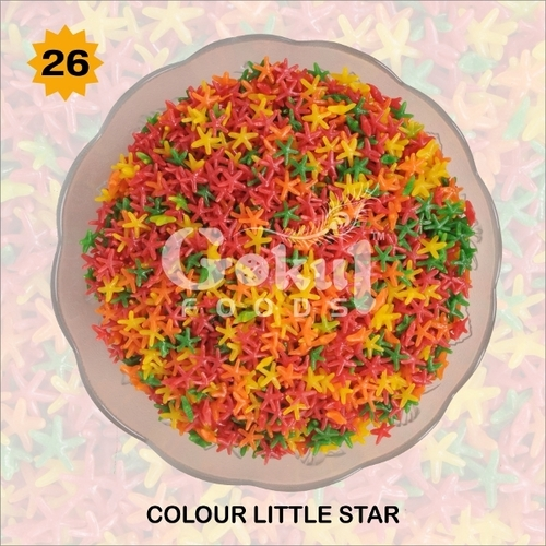 Colour Little Star Fryums