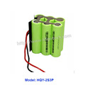 lithium battery 7.4 battery pack
